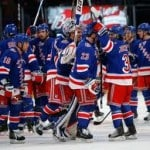 We need to see more celebrating from the Rangers PP unit - and soon