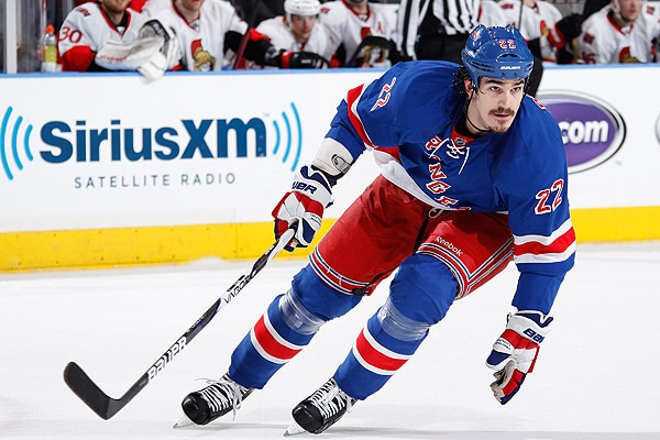 Brian Boyle is one of the guys that needs to be better. (Scott Levy/NHLI/Getty Images)