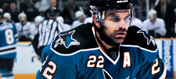 Dan Boyle - still a good point man.