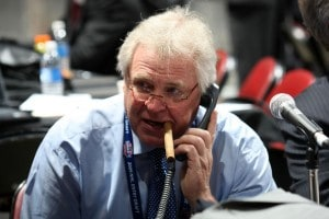 Will Sather make deadline deals?