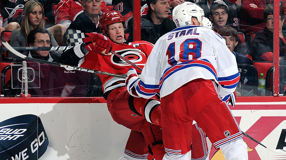 Will Marc Staal return to his dominant best?