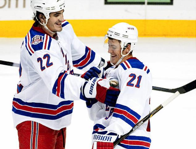 Derek Stepan is a year away from being a rich young man.