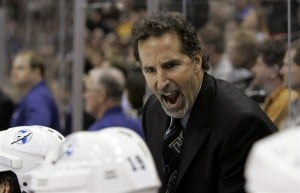 Who will replace the temperamental Tortorella?