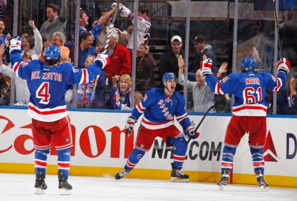 Will Kreider finally shine under AV? (Scott Levy/NHLI via Getty Images)