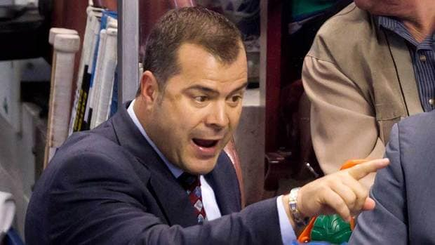 Alain Vigneault is a front-runner to be the new coach (Darryl Dyck/Canadian Press).