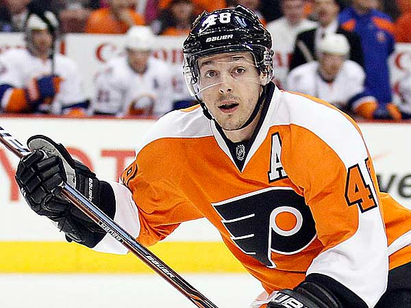 Briere is to be bought out, and will hit the UFA market.