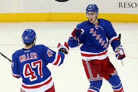 JT Miller and Chris Kreider could have a huge opportunity next season