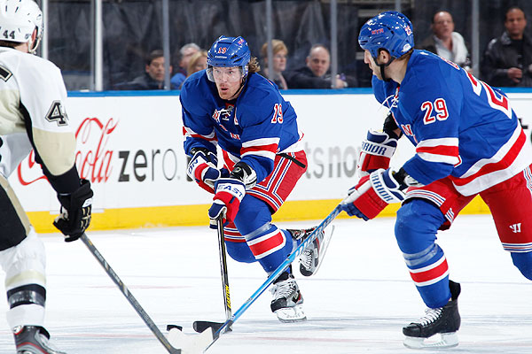 Both poised for bounce-back years. Will they do it? (Scott Levy/NHLI via Getty Images)