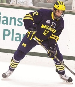 Boo Nieves (Photo: University of Michigan Athletics)