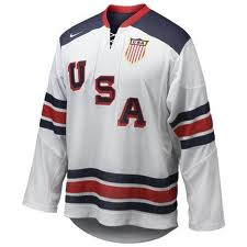USA Hockey debuts 2014 Olympic jerseys da30370c060