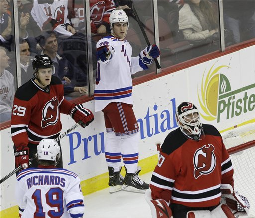 Kreider and Richards will be given every opportunity to succeed (AP Photo/Julio Cortez)