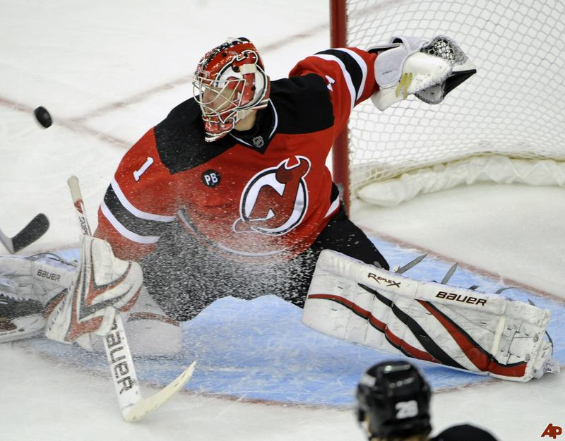 Hedberg could have a shot at winning the backup role (Photo: AP)