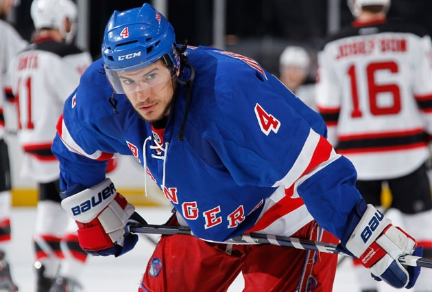 If Del Zotto finds form, can the Rangers afford to let him go?