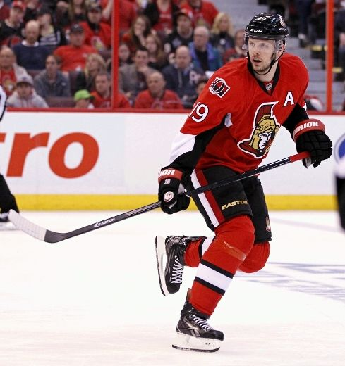 Would acquiring Spezza make the Rangers stronger?