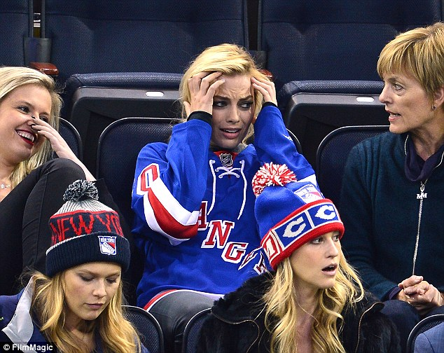 Even Margot Robbie is worried