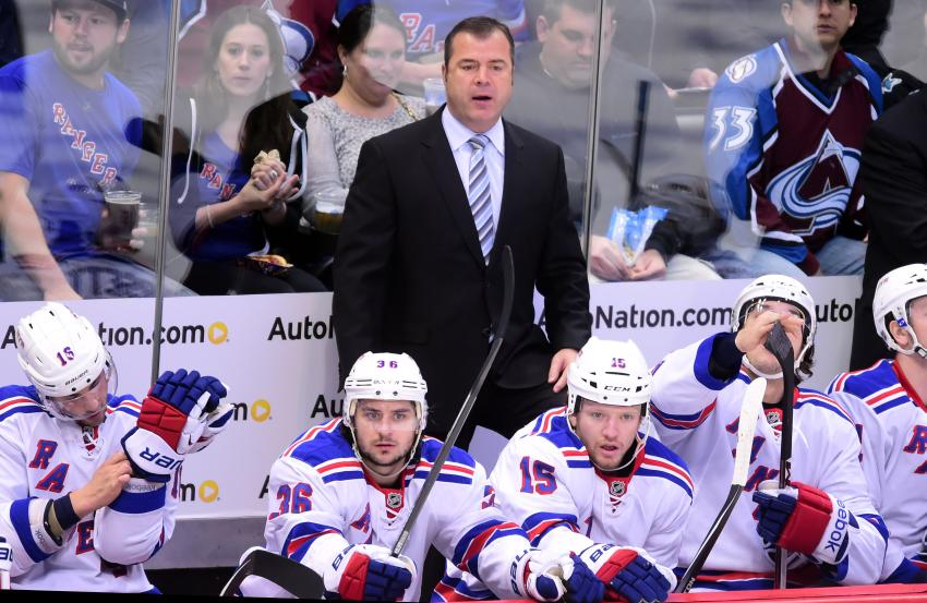 Alain Vigneault has been a great developer of talent in NY