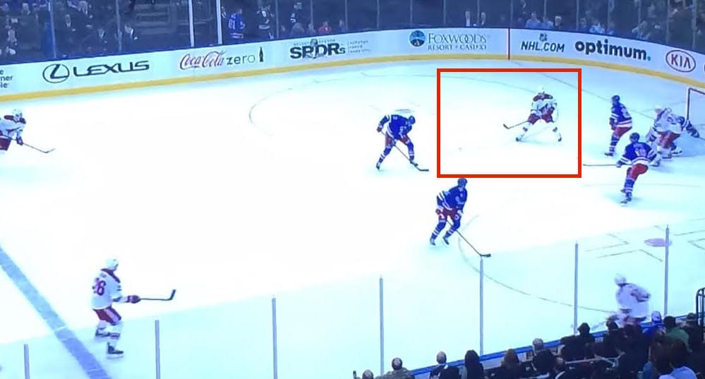 Guess no one wanted to cover Gagner here.