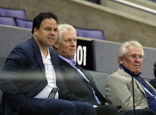 Photo of Jim Schoenfeld steps down as Assistant General Manager