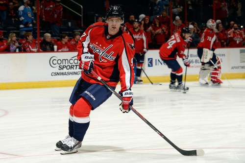 The addition of Evgeny Kuznetsov to a power play that already features Alex Ovechkin and Nicklas Backstrom is a scary development for Washington's opponents