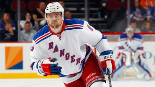 Dylan McIlrath overcame two major knee injuries