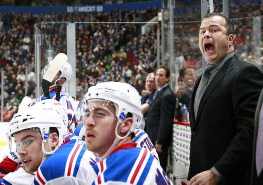 Alain Vigneault has won three President's Trophies and eight straight playoff appearances