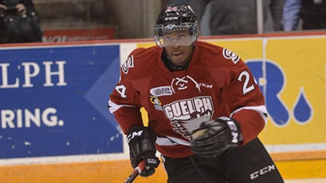 Giavni Smith (Photo: Steph Coratti, GuelphStorm.com)