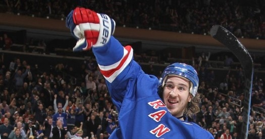 Kevin Hayes is on pace for just 38 points after tallying 45 as a rookie