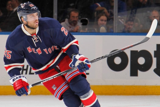 Viktor Stalberg will be an unrestricted free agent