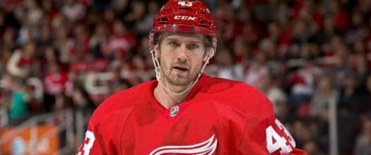 Darren Helm will likely command more as a UFA than the Rangers can afford, but he could help solve the speed dilemma