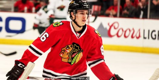 Carolina's shrewd acquisition of Teuvo Teravainen bolstered an improving young roster