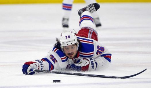 It might be much easier to find a trade partner for Mats Zuccarello than Rick Nash this late in the summer
