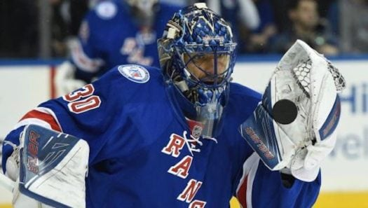 Henrik Lundqvist is 14th on the all-time wins list and could move into the top 10 this season