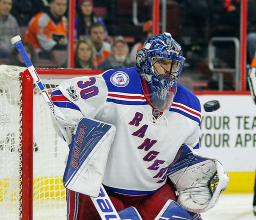 Henrik Lundqvist Named To All Star Team Blue Seat Blogs