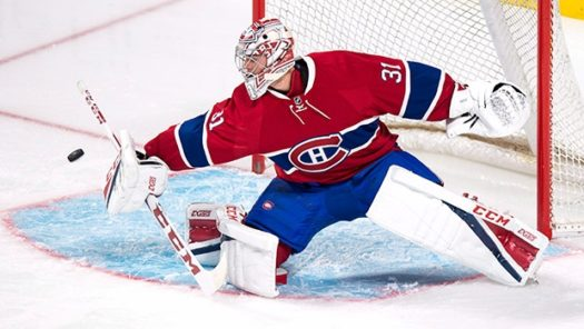 Scouting The Opposition Carey Price Blue Seat Blogs