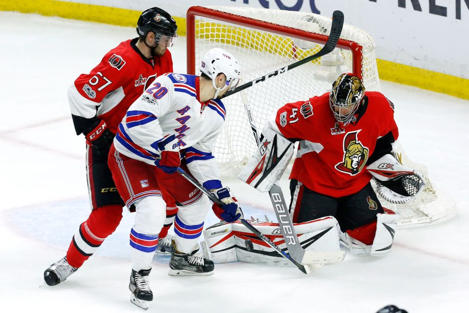 chris kreider rangers senators