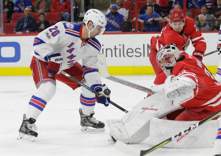 Cam Ward, Chris Kreider
