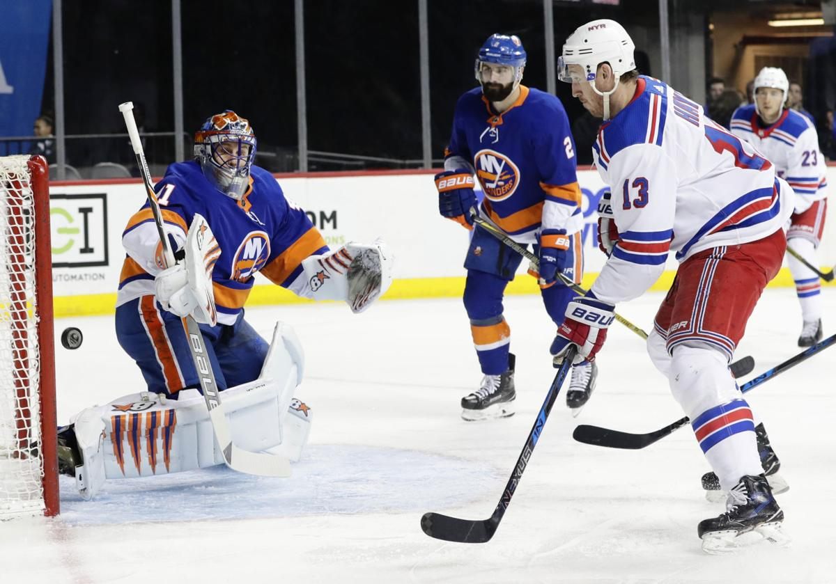 Photo of It's a power play goal! But it's not enough as Rangers fall to Isles