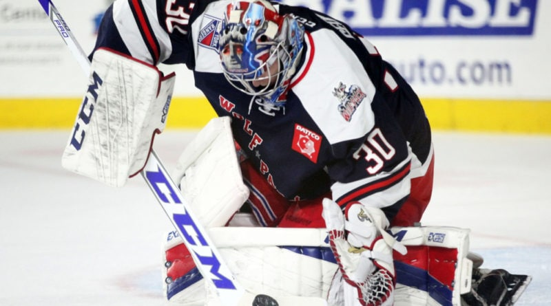 Georgiev makes 25 saves as Hartford bounces back