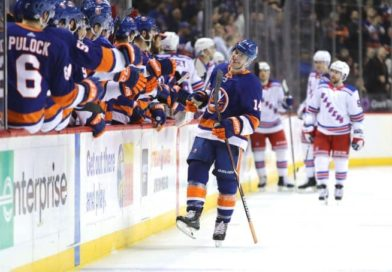 Rangers forget they need to cover the front of the net in loss to Isles