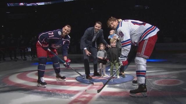 Photo of Rangers lose wild one in Columbus