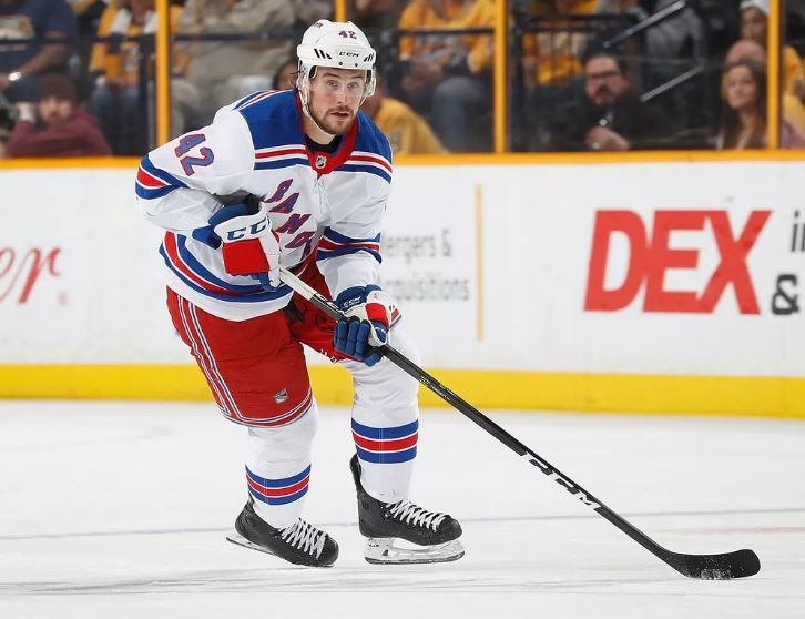 Photo of 2019-2020 NY Rangers Player Report Card: Brendan Smith
