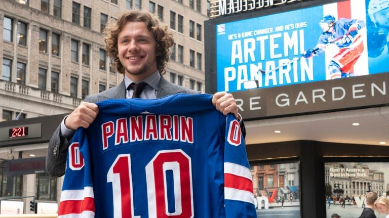 Photo of An in depth look at Artemi Panarin's impact to the Rangers