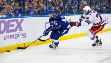 Photo of Tampa Bay Lightning/Rangers Game Thoughts