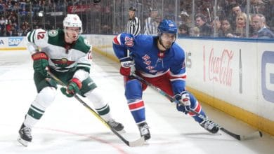 Photo of Minnesota Wild/Rangers Game Thoughts