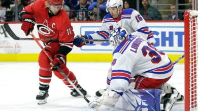Photo of Changing the goalie won't solve NY Rangers offense problems