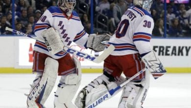 Photo of NY Rangers Midseason Grades: The Goalies