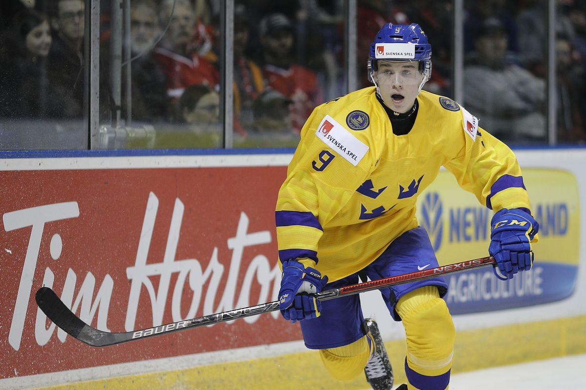 Around the Farm: Nils Lundqvist scores three over the weekend
