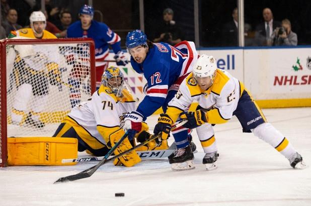 NY Rangers Game 5: Make it three in a row