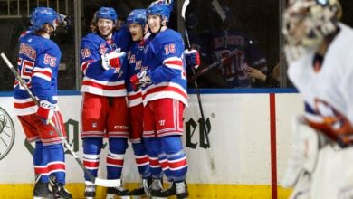 Photo of Believe it or not: The Rangers are in the playoff hunt