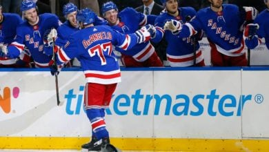 Photo of NY Rangers Game 68 Open Thread: The rare non-playoff opponent